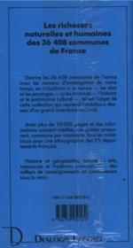 Bouches du Rhône ; le guide complet de ses 119 communes - 4ème de couverture - Format classique