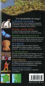 Charente-Maritime. Aunis - 4ème de couverture - Format classique