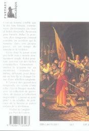 Les annales du disque-monde t.28 ; ronde de nuit - 4ème de couverture - Format classique