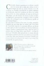 L'Accoucheuse De Lumière - 4ème de couverture - Format classique