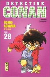 Detective Conan T28 - Intérieur - Format classique