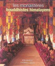 Monasteres Bouddhistes Himalayens - Intérieur - Format classique