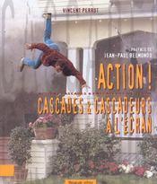 Action ! cascades et cascadeurs a l'ecran - Intérieur - Format classique