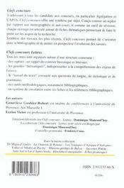 Rousseau Juge De Jean-Jacques - 4ème de couverture - Format classique