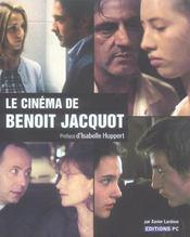 Le Cinema De Benoit Jacquot - Intérieur - Format classique