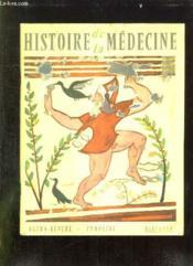 Histoire De La Medecine N° Iii Mars 1959. Sommaire: Desgenettes A Montpellier, La Bibliotheque De L Institut... - Couverture - Format classique