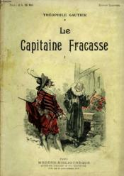 Le Capitaine Fracasse. Tome 1. Collection Modern Bibliotheque. - Couverture - Format classique