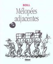 Melopees adjacentes - Intérieur - Format classique