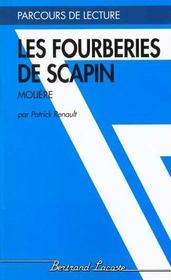Les fourberies de Scapin, de Molière - Intérieur - Format classique