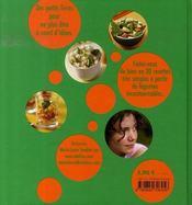 Légumes croquants ! - 4ème de couverture - Format classique