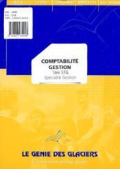 Applications Compta-Gestion ; Stg - Couverture - Format classique