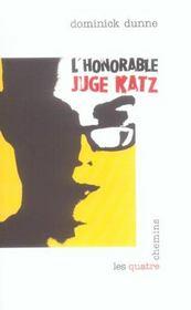 L'Honorable Juge Katz - Intérieur - Format classique