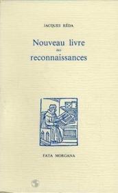 Nouveau livre des reconnaissances - Couverture - Format classique
