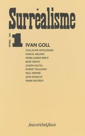 Surréalisme t.1 - Couverture - Format classique