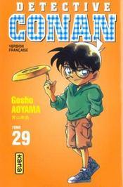 Detective Conan T29 - Intérieur - Format classique