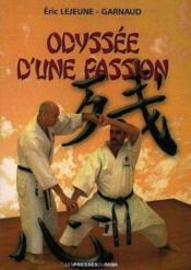 Odyssee D Une Passion - Couverture - Format classique