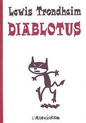 Diablotus - Couverture - Format classique