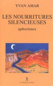 Les Nourritures Silencieuses - Intérieur - Format classique