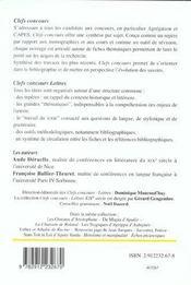 Les Illusions Perdues De Balzac - 4ème de couverture - Format classique