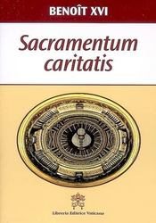 Sacramentum caritatis - Intérieur - Format classique
