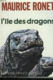 L'Ile Des Dragons. - Couverture - Format classique