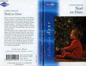 Noel En Blanc - The Winter Bride - Couverture - Format classique