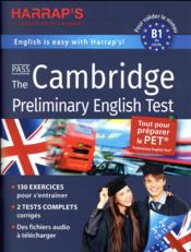 Vente livre :  Harrap's pass ; the Cambridge prelimary english test  - Styles Naomi - Naomi Styles