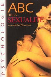 Abc de la sexualite - Intérieur - Format classique
