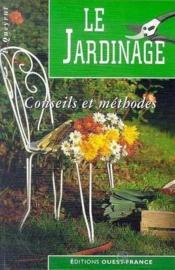 Jardinage - Couverture - Format classique