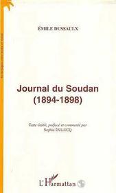 Journal Du Soudan 1894-1898 - Intérieur - Format classique