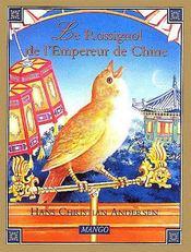 Le rossignol de l'empereur de chine - Intérieur - Format classique