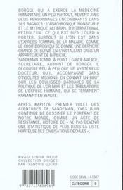 Borggi - 4ème de couverture - Format classique