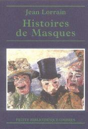 Histoires De Masques - Intérieur - Format classique
