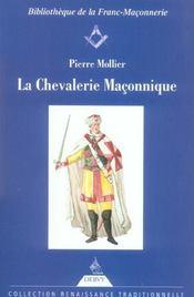 La Chevalerie Maconnique - Intérieur - Format classique