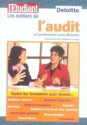Les métiers de l'audit - Intérieur - Format classique