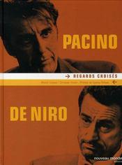 Pacino, De Niro - Intérieur - Format classique