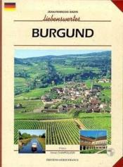 Aimer la Bourgogne - Couverture - Format classique