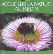 Accueillir La Nature Au Jardin - Intérieur - Format classique
