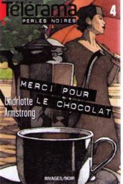 Merci Pour Le Chocolat - Couverture - Format classique