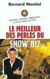 Le Meilleur Des Perles Du Show-Biz - Intérieur - Format classique