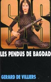 SAS t.14 ; les pendus de Bagdad - Couverture - Format classique