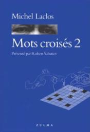 Mots croisés t.2 - Couverture - Format classique