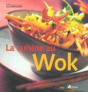 La Cuisine Au Wok - Intérieur - Format classique