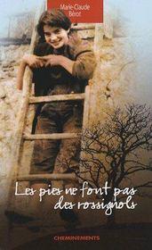 Pies Ne Font Pas Des Rossignols (Les) - Couverture - Format classique