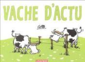 Vache D'Actu - Couverture - Format classique