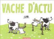 Vache D'Actu - Intérieur - Format classique