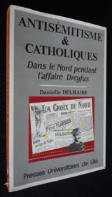 Antisemitisme Et Catholiques - Couverture - Format classique