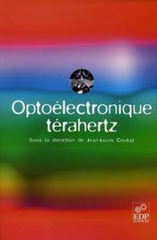 Optoélectronique térahertz - Intérieur - Format classique
