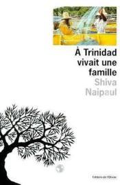 A trinidad vivait une famille - Couverture - Format classique