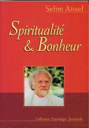 Spiritualite Et Bonheur - Intérieur - Format classique